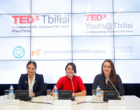 With the Partnership of the Bank of Georgia, the Sixth #TEDxTbilisi Will Be Held